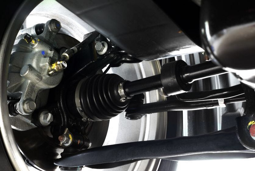 CV Axles Assembly - Auto Service International